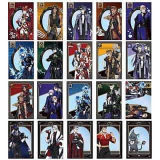 【全部揃ってます!!】クリアポストカード ツイステッドワンダーランド [全20種セット(フルコンプ)]【ネコポス配送対応】【C】
