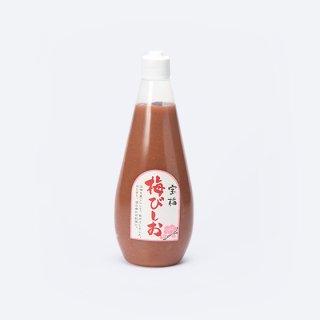宝梅【梅びしお】お徳用チューブ入 UBT-18