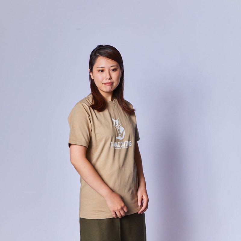 ユニセックス ロゴTシャツ