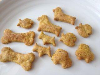 手作りドッグクッキー 小型犬用しつけ用 100g入り