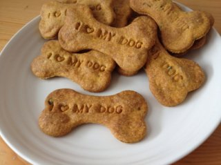 手作りドッグクッキー レギュラーサイズ 14枚(約150g)入り