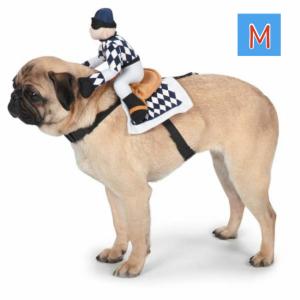 ジョッキーコスチューム【M】小さめ中型犬向け