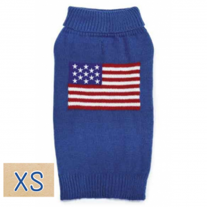 アメリカンドッグセーター【XS】胴38cm、丈25cm