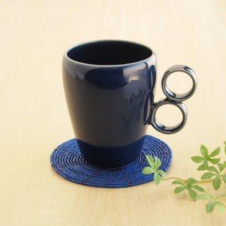蒼いマグカップ