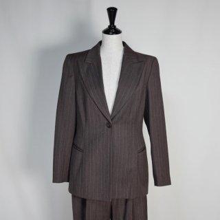 Used Ladies Brown Set-up Suits