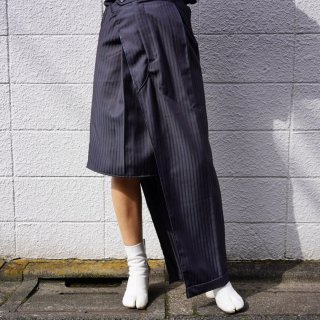 Remake Asymmetry Suits Skirt