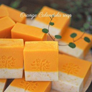【国産カレンデュラと柑橘系の香り】オレンジカレンデュラ