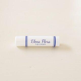 天然成分のリップクリーム(無香料)