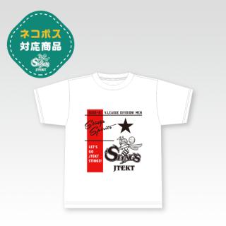 ジェイテクトSTINGS応援Tシャツ