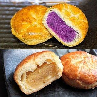 種子島安納芋巴里(10個)・紫芋巴維(10個)/中種子町商工会/(有)菓子処 渡辺/常温60