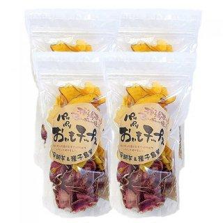 おいもチップス (砂糖味)4袋セット/中種子町商工会/あぐりの里/常温60