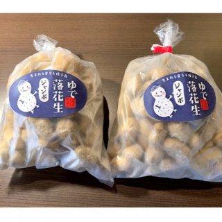 冷凍塩ゆで落花生/南種子町商工会/焼肉ソウルキッチン/冷凍60
