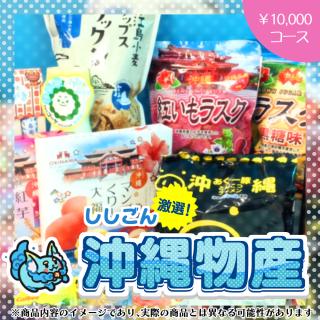 ■ししごんオススメ沖縄物産セット!