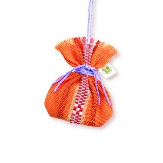 沖縄伝統工芸品コラボ マース袋のお守り 獅子丸ほむら