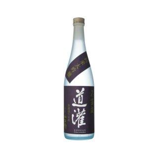 清酒 純米大吟醸 無濾過 道灌 720ml