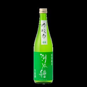 特別純米生原酒 吟吹雪 湖弧艪