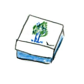 小箱(木)