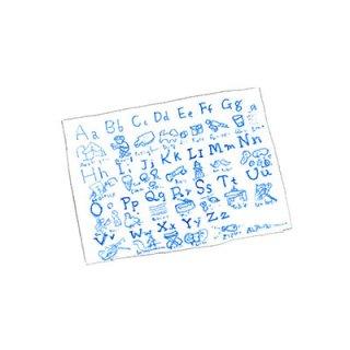 ポストカード ALPHABET(デザイン変更)