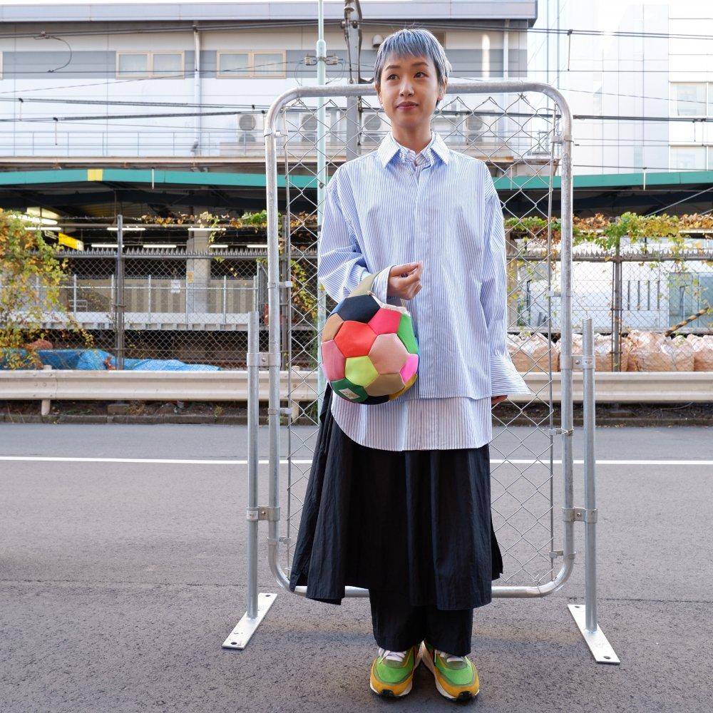 【Ore】サッカーボールバッグ size M  マルチ