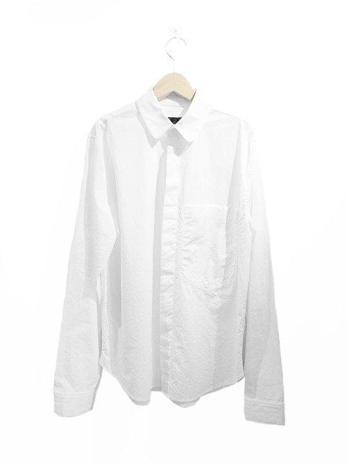【DESPERADO+MAS】round neck collar shirt +