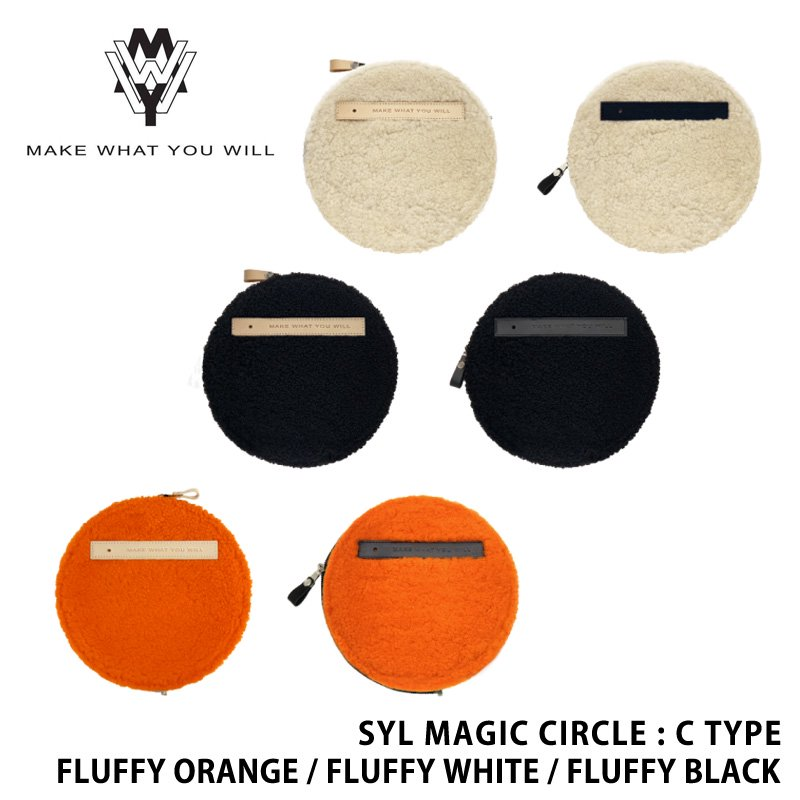 【MAKE WHAT YOU WILL】MAGIC CIRCLE(C型)