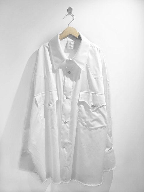 【Vaquera】Western Button down shirt