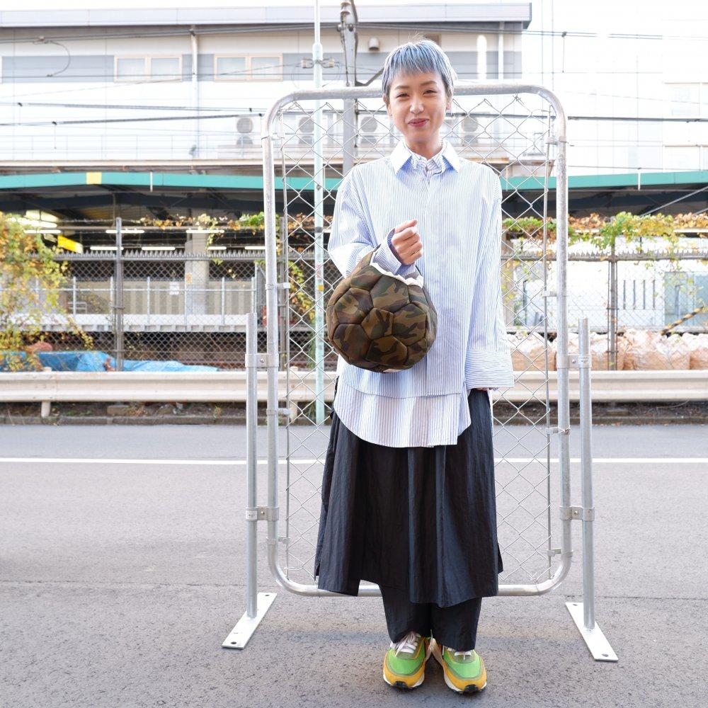 【Ore】サッカーボールバッグ 迷彩 size M