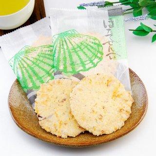 海鮮ほたてせんべい(袋)[2枚入×3]