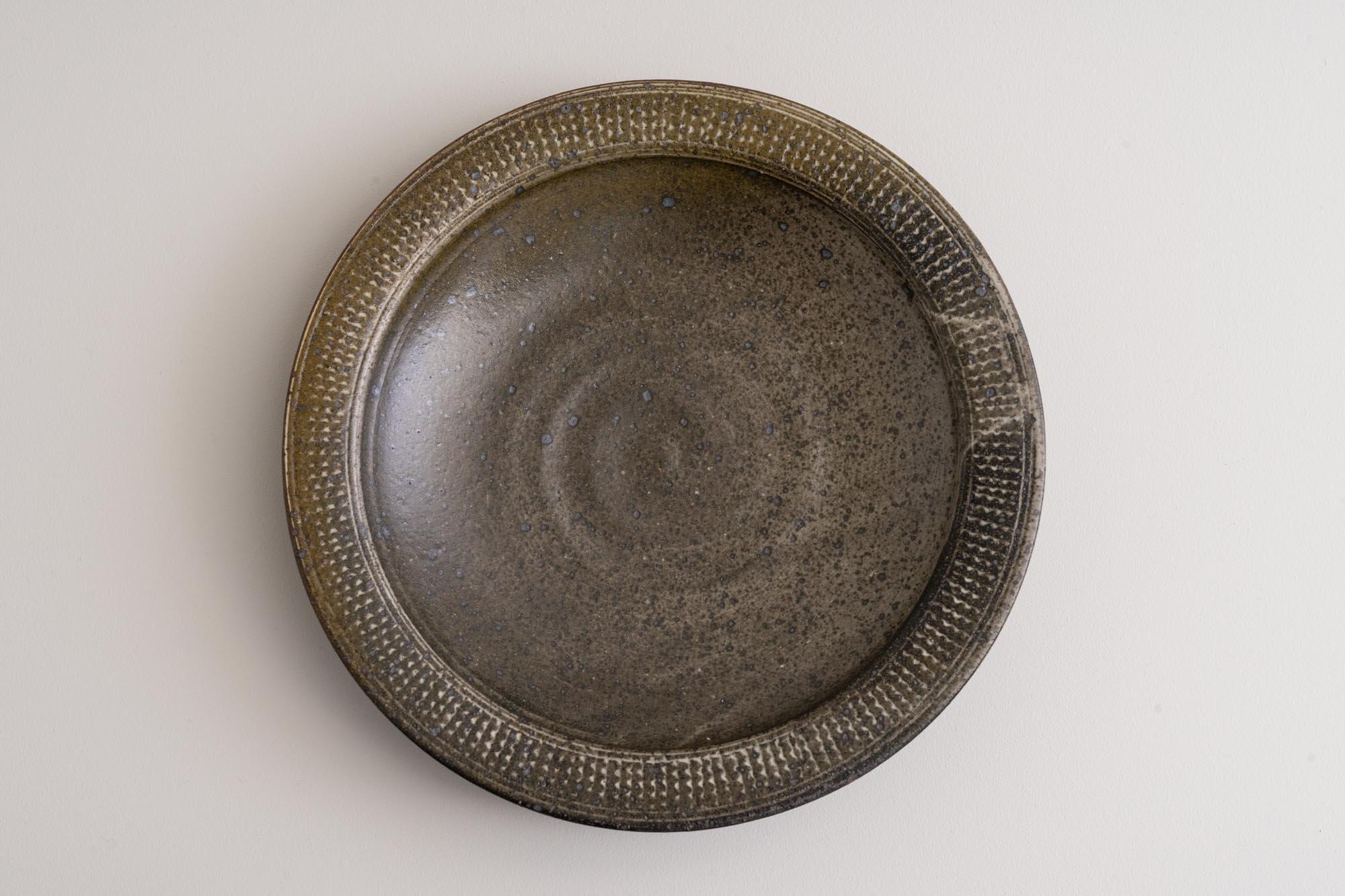 8寸三島皿