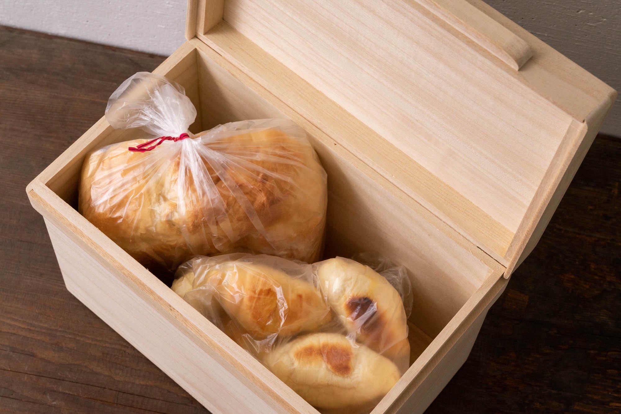 【3月下旬再入荷予定】桐箱屋さんのパンケース