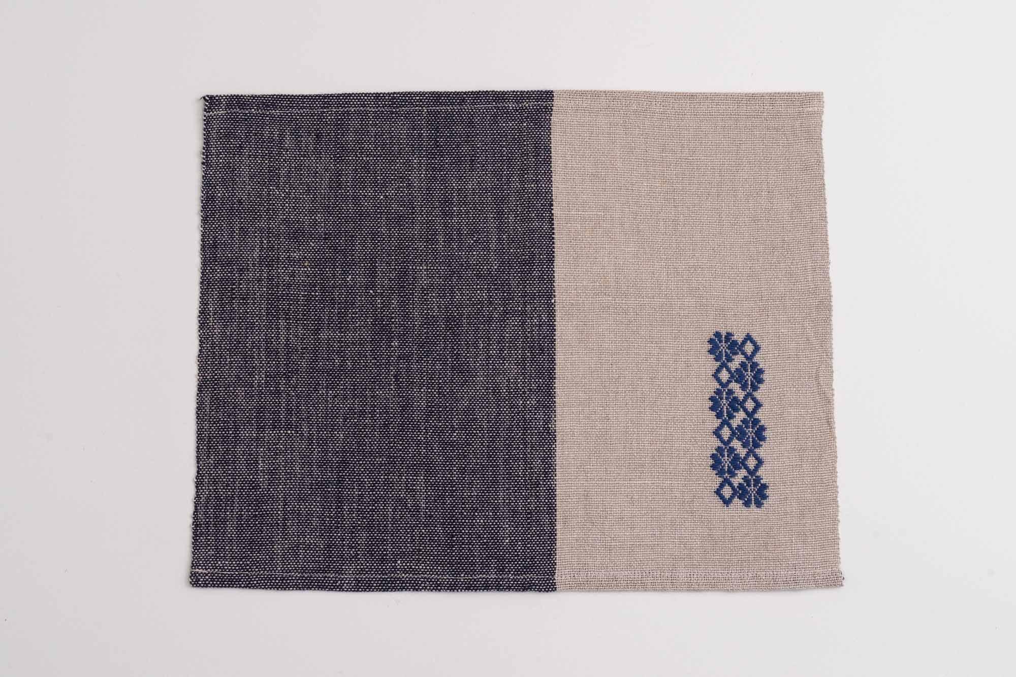 手織りランチョンマットB