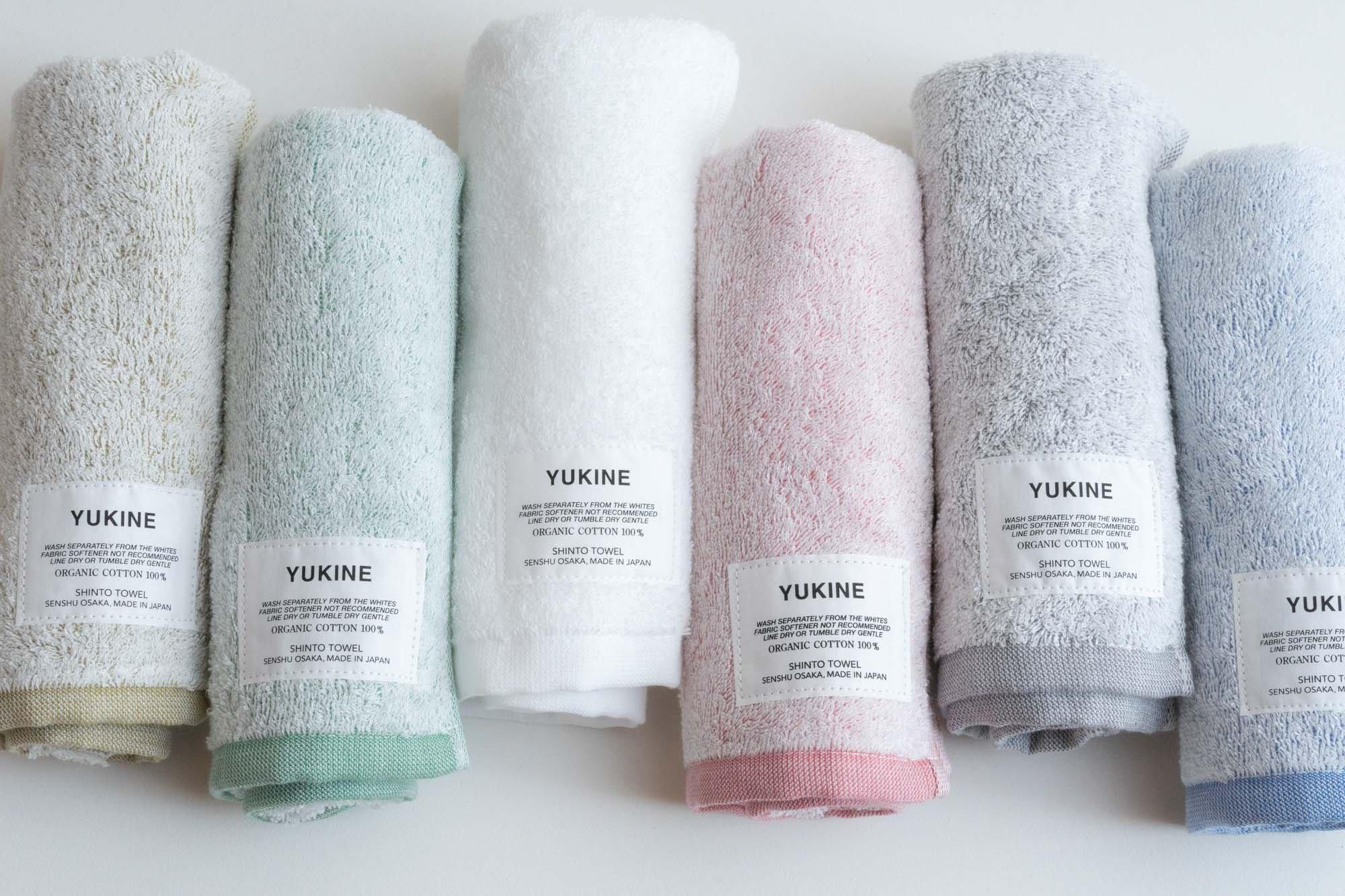 YUKINE FACE TOWEL