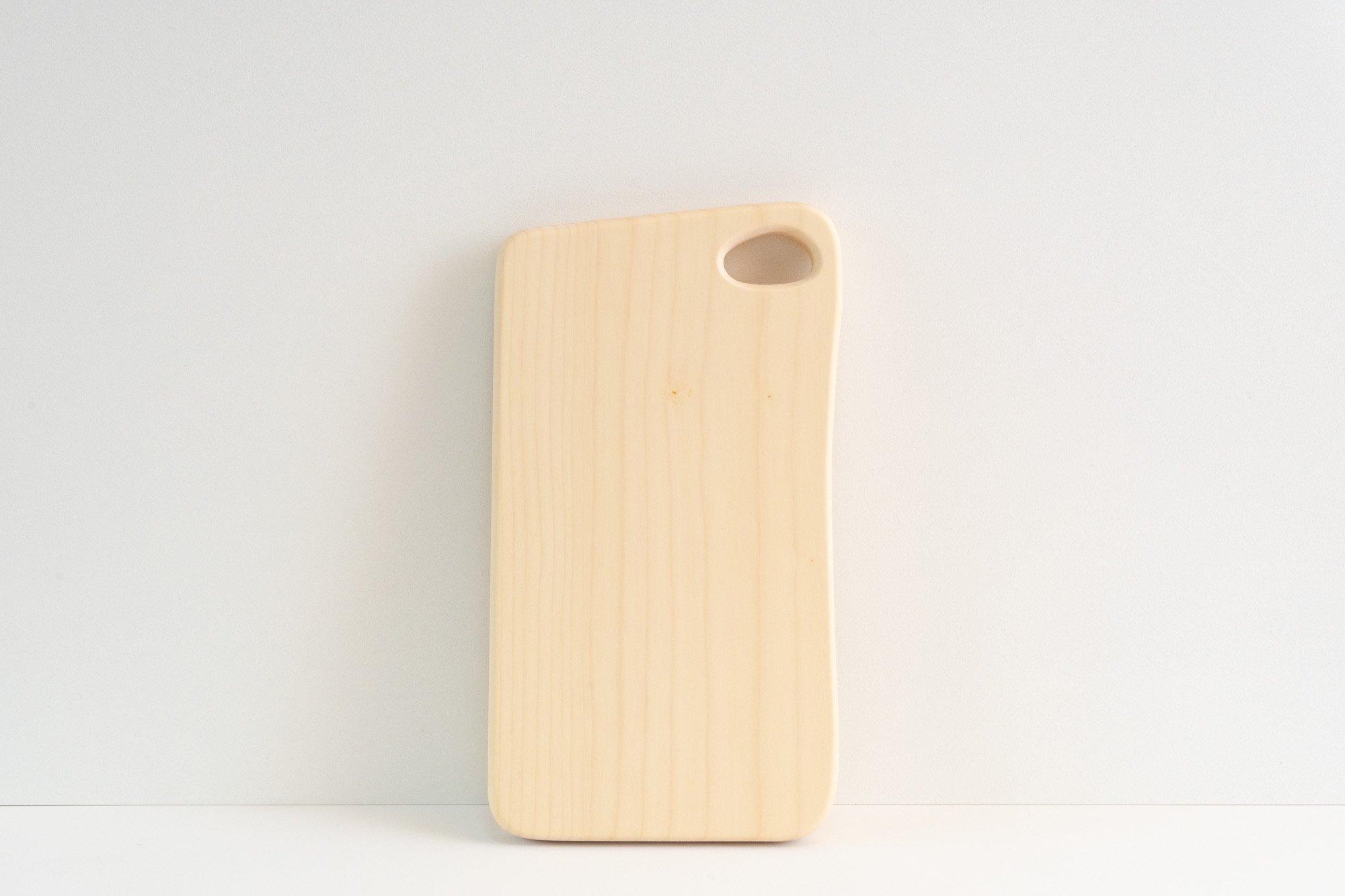 いちょうの木のまな板3(中)