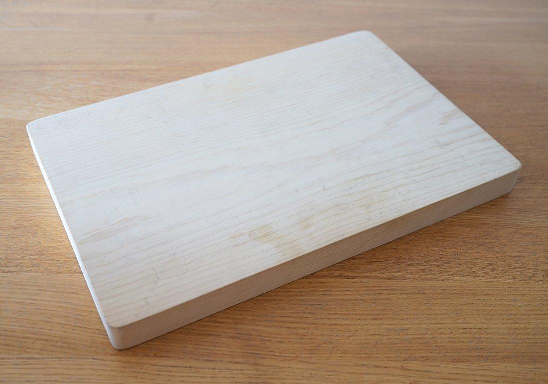 青森ヒバまな板 一枚板/CUTTING BOARD