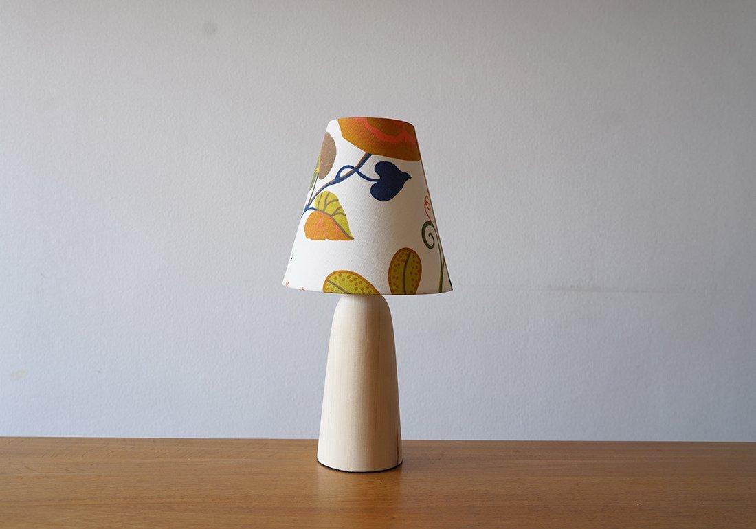 青森ヒバ ランプ ビビッド/HIBA TABLE LAMP type:vivid