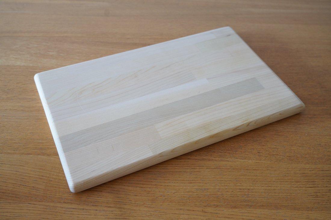 青森ヒバまな板 標準(外周R)/CUTTING BOARD standard[R]