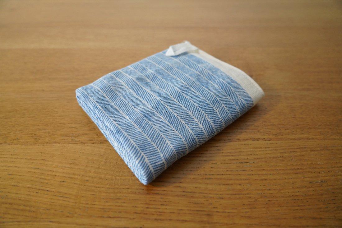 ヒバキッチンタオル へリンボン/HIBA KITCHIN TOWEL type:Herringbone