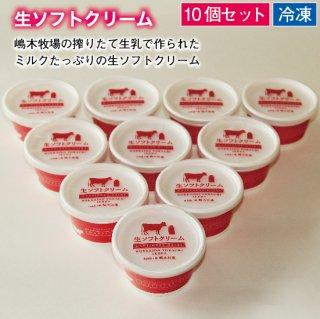 生ソフトクリーム(10個)