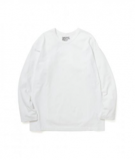 <img class='new_mark_img1' src='https://img.shop-pro.jp/img/new/icons21.gif' style='border:none;display:inline;margin:0px;padding:0px;width:auto;' />Easy Fit Triangle Cut L/S Tee