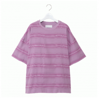 <img class='new_mark_img1' src='https://img.shop-pro.jp/img/new/icons21.gif' style='border:none;display:inline;margin:0px;padding:0px;width:auto;' />Neon Tube Border Pullover Shirt