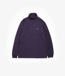 <img class='new_mark_img1' src='https://img.shop-pro.jp/img/new/icons12.gif' style='border:none;display:inline;margin:0px;padding:0px;width:auto;' />L/S Turtle Neck Tee - Poly Jersey