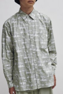 <img class='new_mark_img1' src='https://img.shop-pro.jp/img/new/icons21.gif' style='border:none;display:inline;margin:0px;padding:0px;width:auto;' />SIDE POCKET SHIRT