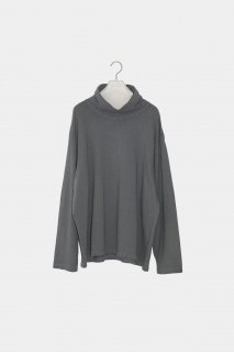 <img class='new_mark_img1' src='https://img.shop-pro.jp/img/new/icons5.gif' style='border:none;display:inline;margin:0px;padding:0px;width:auto;' />HIGH NECK L/S T-SHIRT