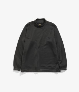 <img class='new_mark_img1' src='https://img.shop-pro.jp/img/new/icons5.gif' style='border:none;display:inline;margin:0px;padding:0px;width:auto;' />[NEEDLES] L/S MOCK NECK TEE - C/PE BRIGHT JERSEY
