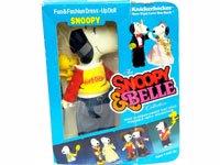 ピーナッツ スヌーピー ビニールドール 人形 ボックス入り PEANUTS 1970年代