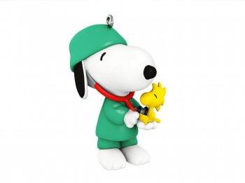 ホールマーク 2020 オーナメント ドクター スヌーピー ピーナッツ Peanuts Doctor Snoopy
