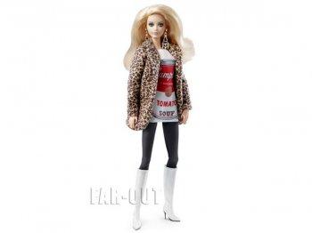 バービー アンディ・ウォーホル キャンベルスープ トマト Barbie Andy Warhol Campbell's Soup ドール 人形