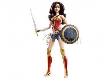 バービー ワンダーウーマン 映画「バットマン vs スーパーマン」 Wonder Woman Batman v Superman: Dawn of Justice ドール 人形 (DGY05)