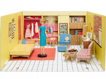 バービー マテル75周年 アニバーサリー ドリームハウス リプロ ドール付き Barbie Dream House By Mattel, Inc. Doll, House and Accessorie
