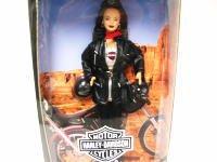 ハーレーダビッドソン バービー シリーズNo3 黒の革ジャンとスパッツ Harley Davidson Barbie